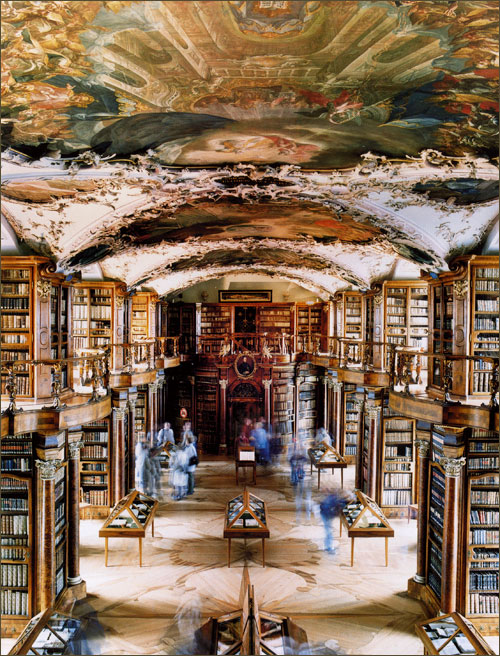 abbey library St Gallen