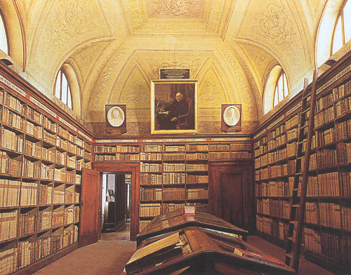 angelica library rome
