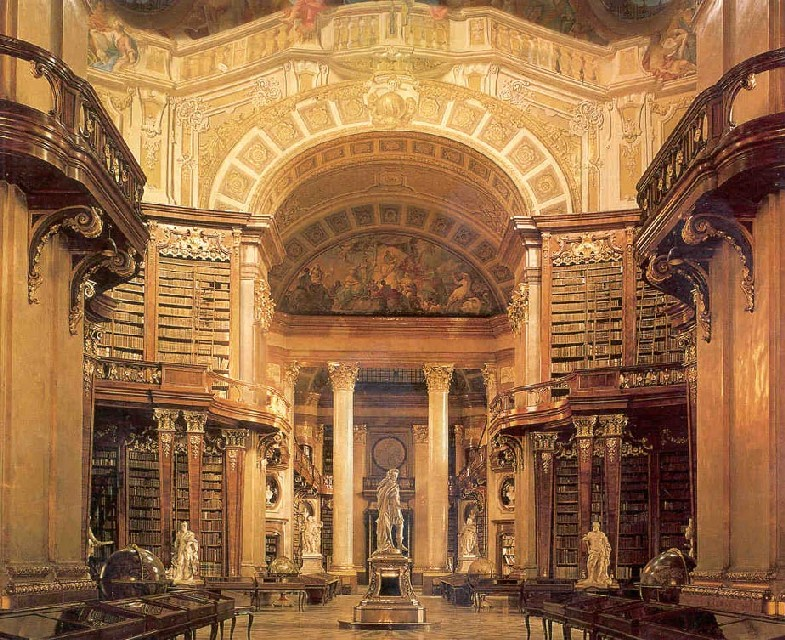 vienna austrian national library