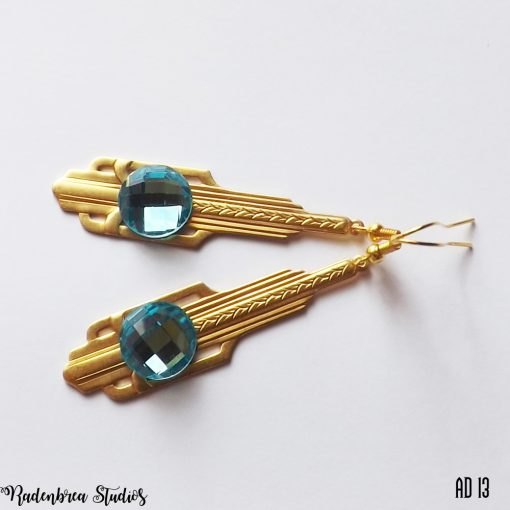 Art Deco Earrings