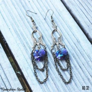 Art Nouveau Earrings