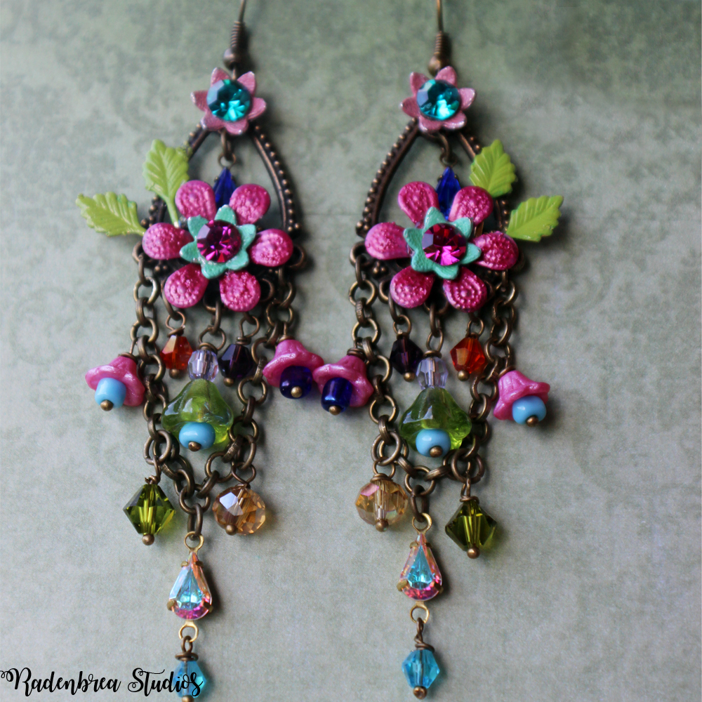 Spring Fantasy Earrings